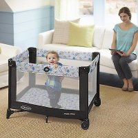 Pack n Plays & Toddler Beds