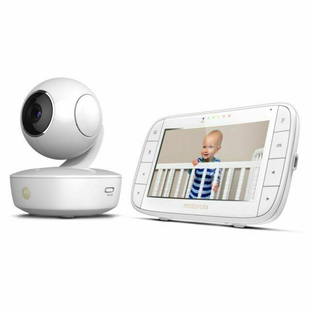 Video Monitor Camera w/ Night Vision