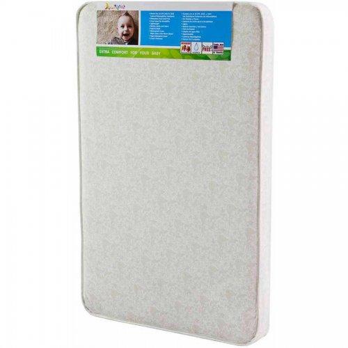 """3"""" Foam Pack N Play Mattress with mattress pad"""