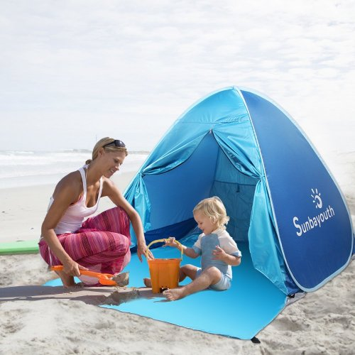 Youth Portable Beach Tent